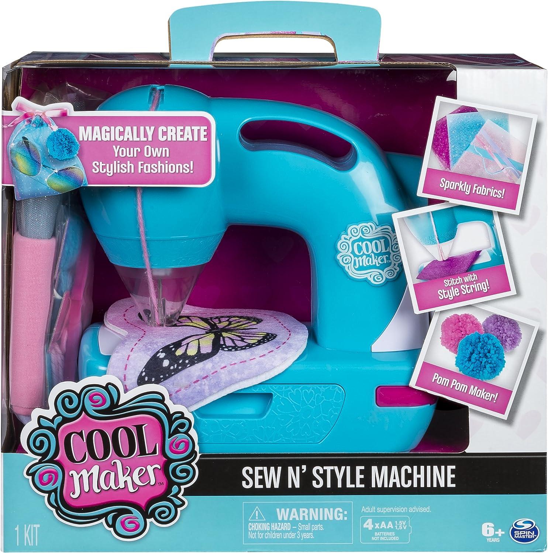 Kids sewing machine-Best stylish: Cool Maker Sewing Machines