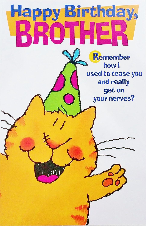 Amazon.com: Happy Birthday Brother
