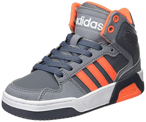 Adidas BB9TIS Mid K B74647 Color: Grey Orange Size