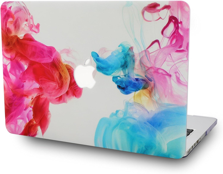 LuvCase Laptop Case Compatible with MacBook Pro 13