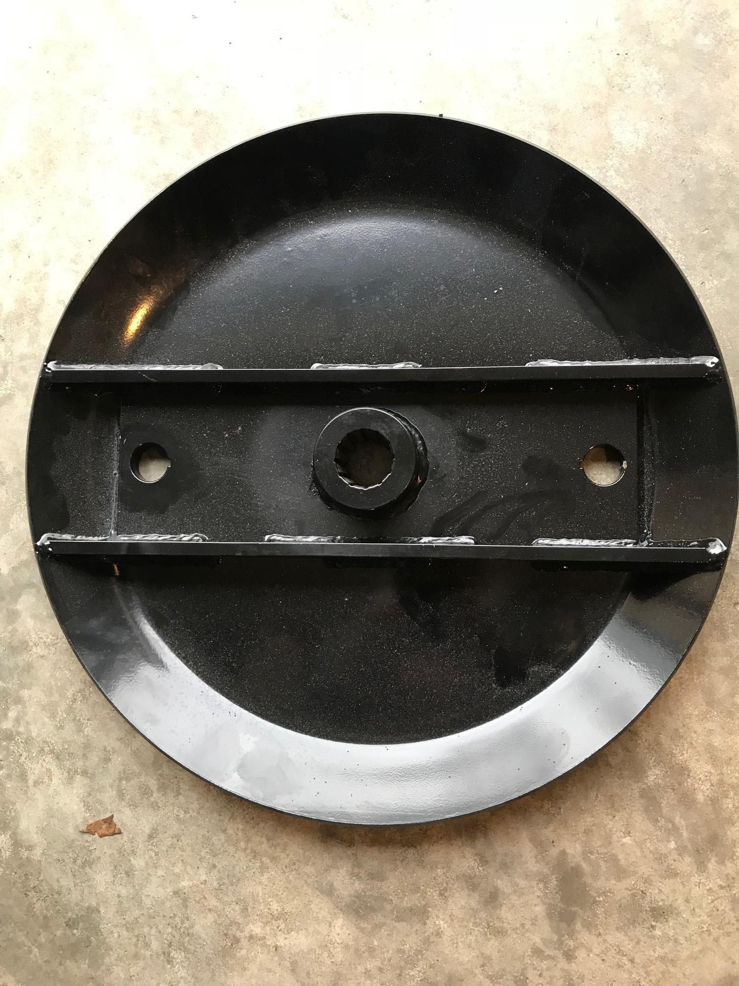 Heavy Duty King Kutter Stump Jumper, Fits 4', 5' and 6' Rotary Mowers 403031