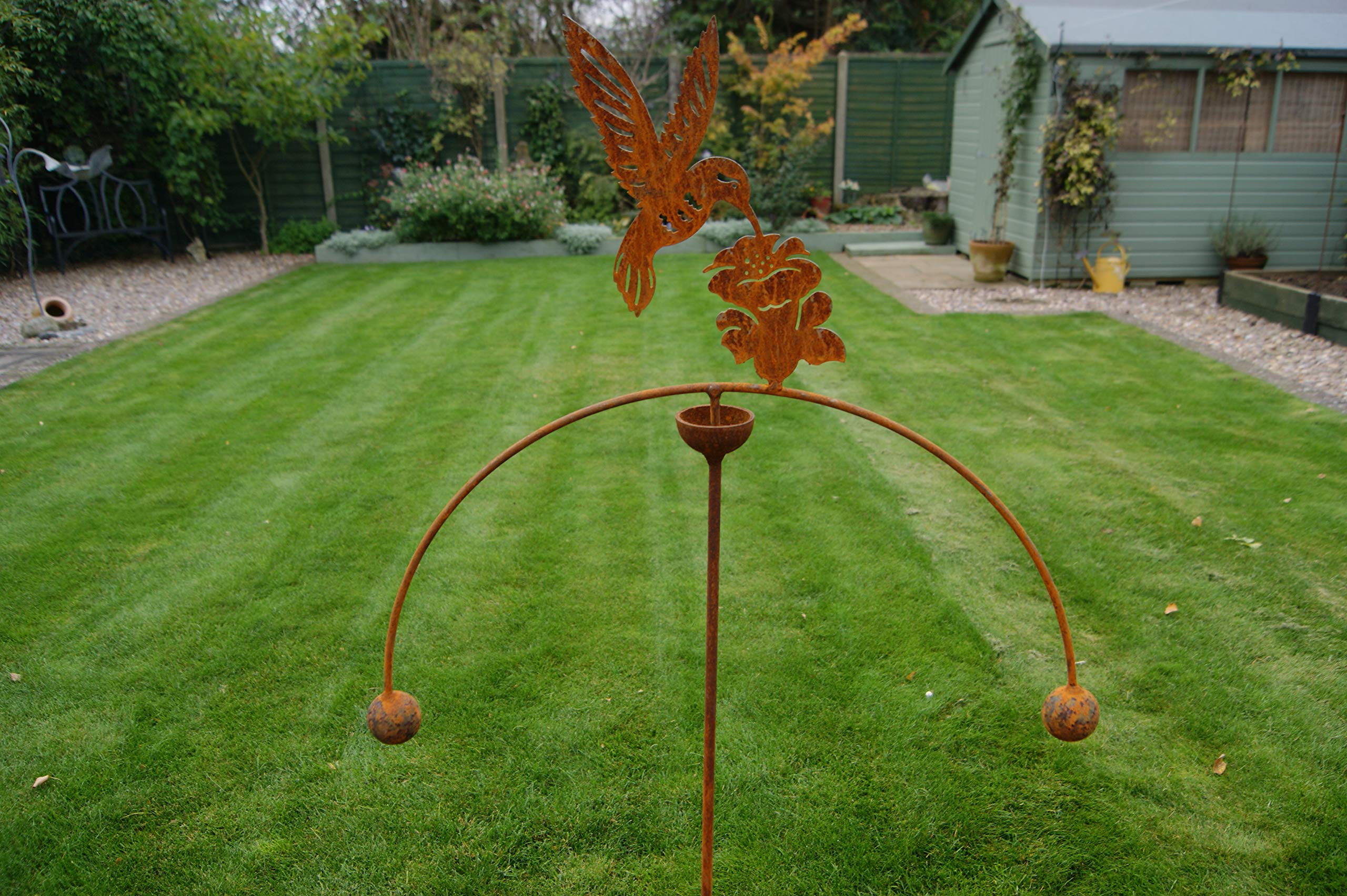 GAP Garden Products Spitfire Single Ball Wind Rocker