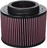 K&N E-2296 High Performance Replacement Car Air Filter