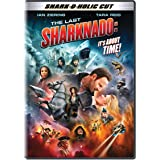 LAST SHARKNADO, THE: IT'S ABOUT TIME DVD