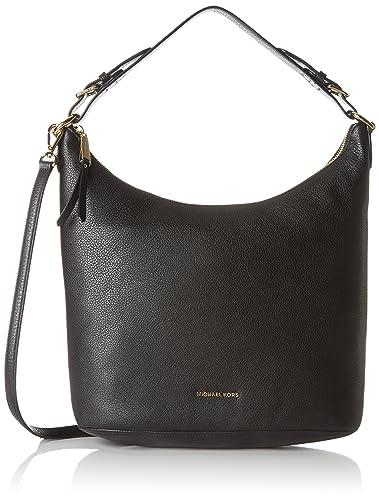 Michael Kors Lupita Ladies Large Leather Shoulder Bag 30F6GL6H3L001 ... fb38b3acd2848