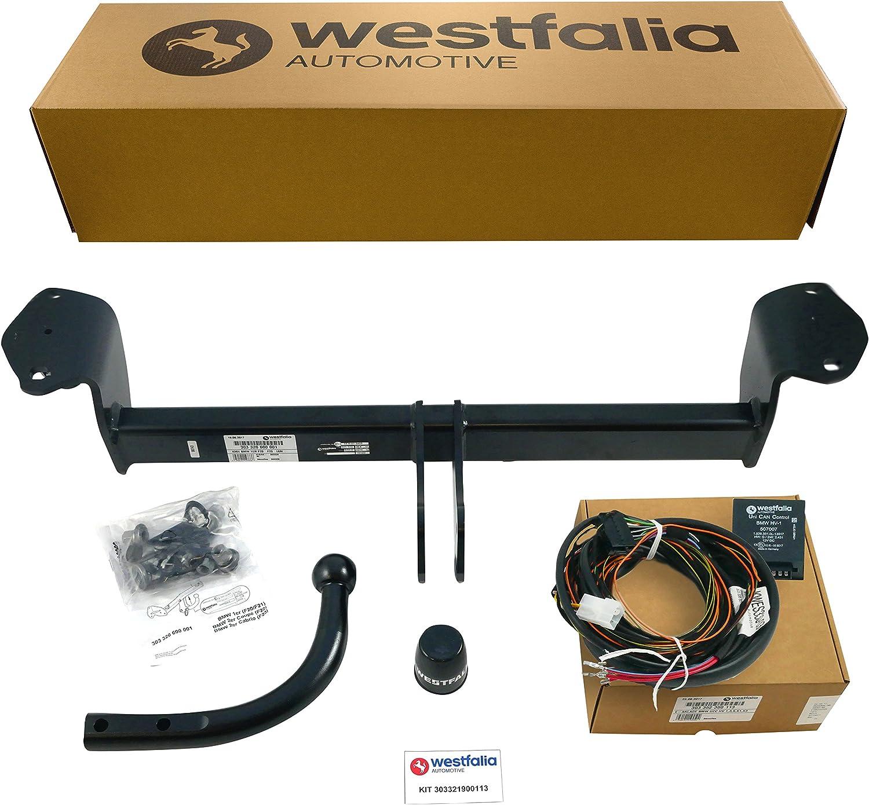 Anhängerkupplung WESTFALIA starr für BMW 2er Coupe E-Satz NEU