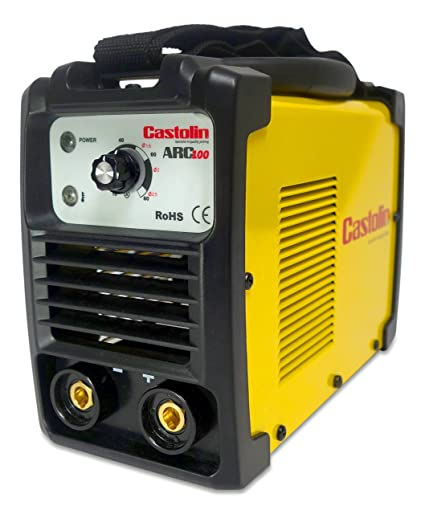 Castolin arco 100 estación de soldadura al arco 85 V amarillo