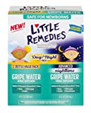 Amazon Price History for:Little Remedies Dual Daytime & Nighttime Gripe Water Herbal Supplement, 7 Ounce,  2 Bottle Value Pack Treats Symptoms for Gas, Colic, Hiccups & Fussiness, Day or Night!