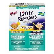 Little Remedies Day/Night Gripe Water | Safe For Newborns | 7 FL OZ