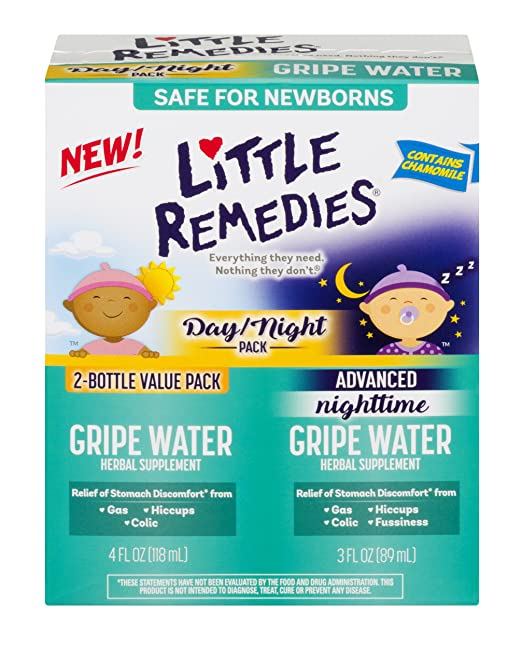 Choosing The Best Gripe Water For Babies And Newborns In 2019