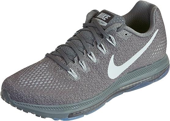 Running Shoe Wolf Grey