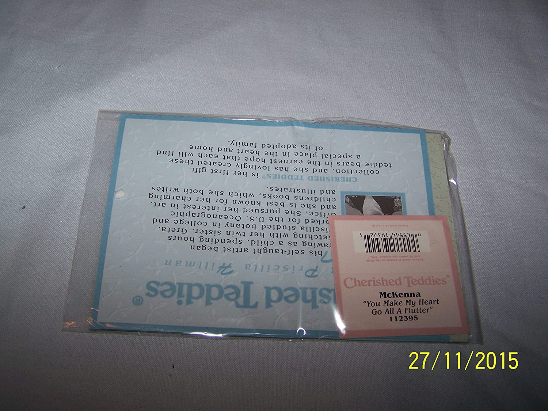 Amazon.com: Cherished Teddies 2003 McKenna 112395: Home & Kitchen