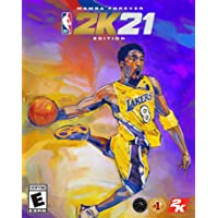 NBA 2K21 Mamba Forever - PC [Online Game Code]