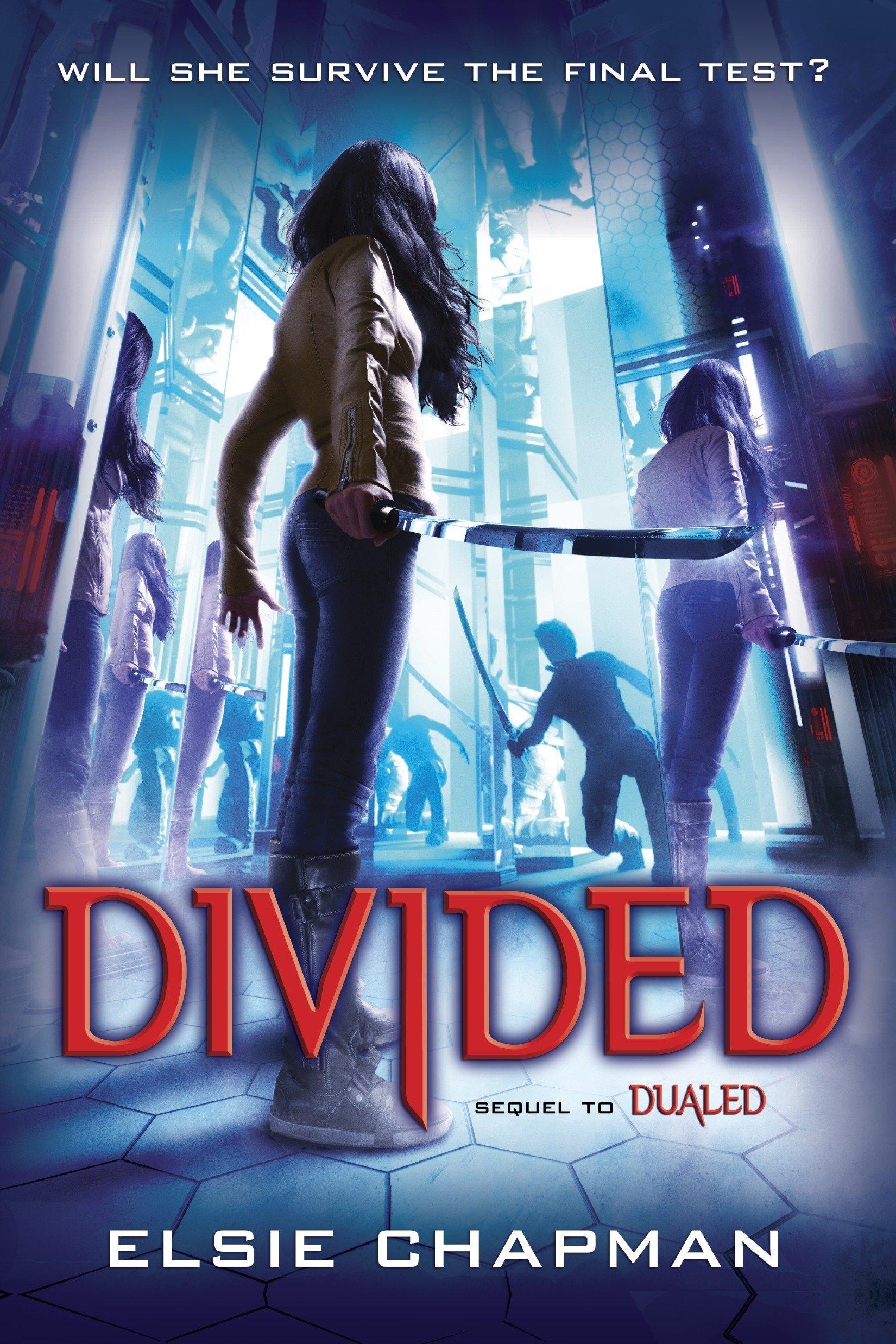 Read Online Divided (Dualed Sequel) pdf epub