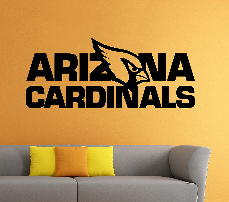 American football team Arizona Cardinals Wall Decal Vinyl Sticker for Home