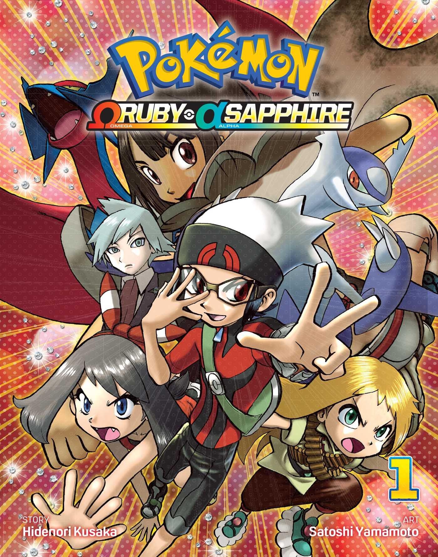 Pok%C3%A9mon Omega Alpha Sapphire Pokemon product image