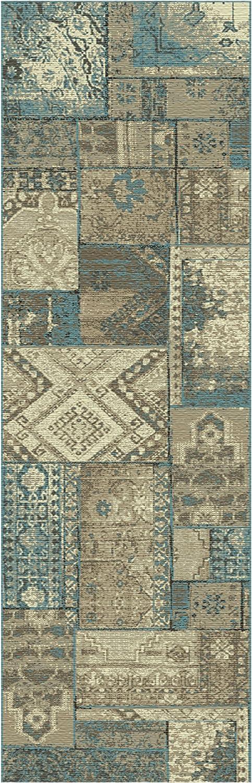 SUPERIOR Designer 8' x 10' Zedler Collection Area Rug