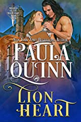 Lion Heart (Hearts of the Highlands Book 4) Kindle Edition
