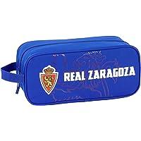 Real Zaragoza Oficial Zapatillero Mediano 340x140x150mm