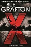 X: A Kinsey Millhone Novel 24