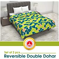 Divine Casa Polyester Comforter/Blanket/Quilt/Duvet Lightweight, All Weather, Reversible Single Comforter