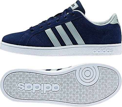 quality design a88da 4eb18 adidas Baseline K, Zapatillas de Deporte para Niños Amazon.es Zapatos y  complementos