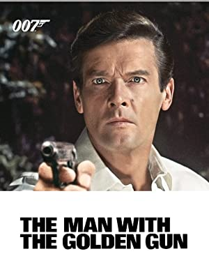 Amazon Com The Man With The Golden Gun Roger Moore James Bond Christopher Lee Francisco Scara Britt Ekland Mary Goodnight