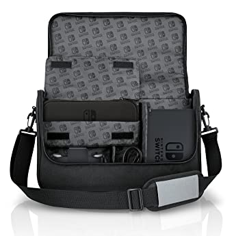Nintendo Switch Everywhere Messenger Bag  Amazon.co.uk  PC   Video Games 8c7d97c4f1f69