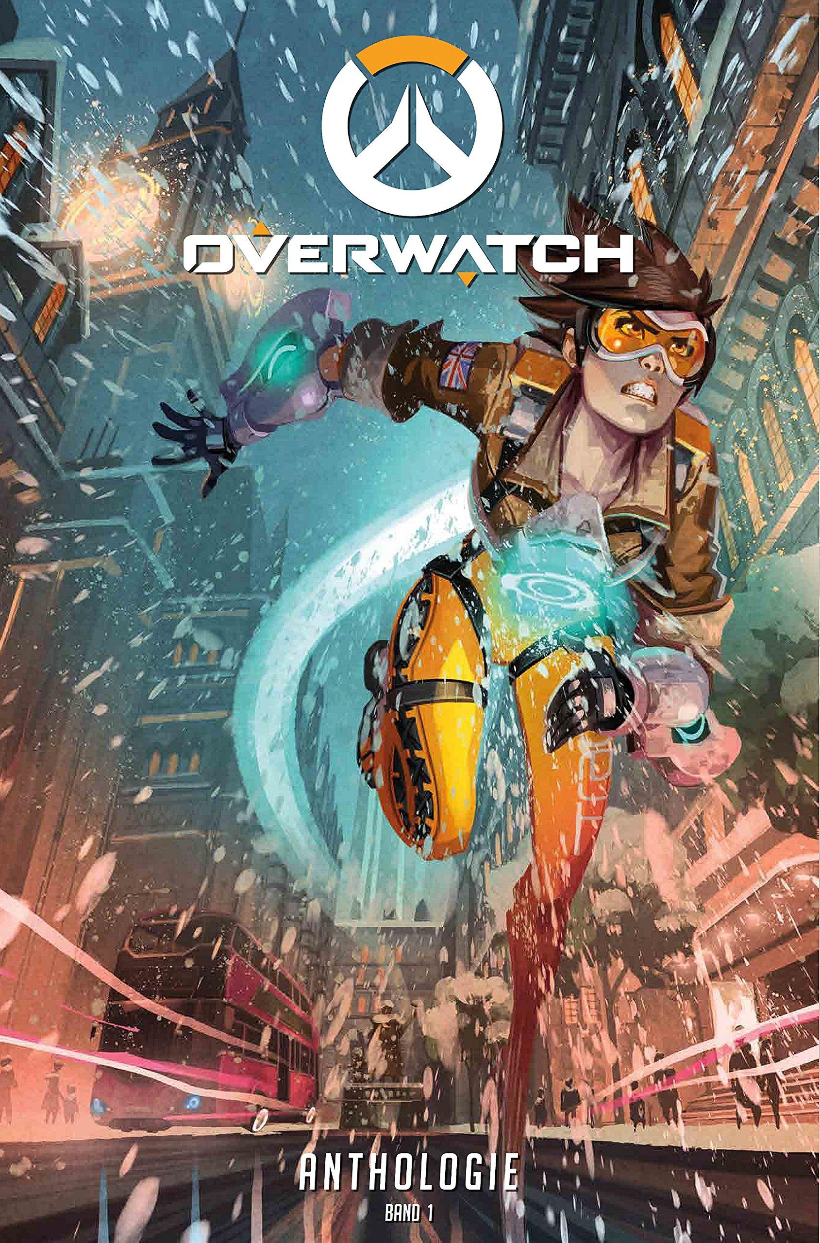 Overwatch: Anthologie: Amazon.de: Michael Chu, Miki Montlló, Robert ...