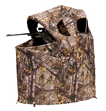 Ameristep Tent Chair Blind-Realtree Xtra  sc 1 st  Amazon.com & Amazon.com : Ameristep Tent Chair Blind-Realtree Xtra : Sports ...
