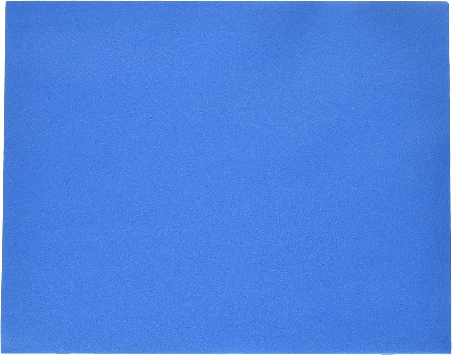 10 Per Pack Light Blue 57771  Oxford Twin Pocket Portfolio With Fasteners