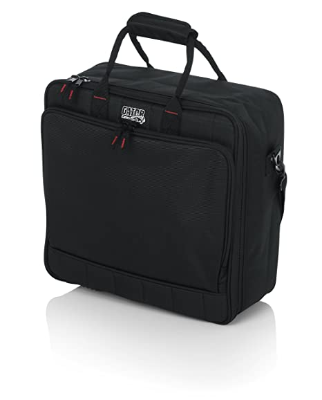 Amazon.com  Gator Cases Padded Nylon Mixer Gear Carry Bag with Removable  Strap  15.5