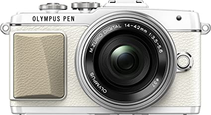 Olympus Pen E E Pl7 Kompakte Systemkamera 3 Zoll Inkl Kamera