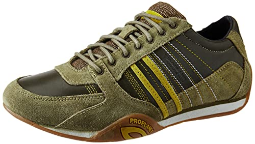 Casual Shoes (9 UK) Olive Green