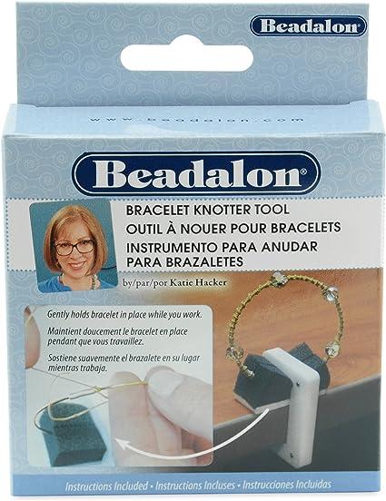Beadalon Katie Hacker Bracelet Knotter Tool