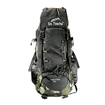 c91ccdf113 Da Tasche Discover 50L Military Design Rucksack  Amazon.in  Bags ...