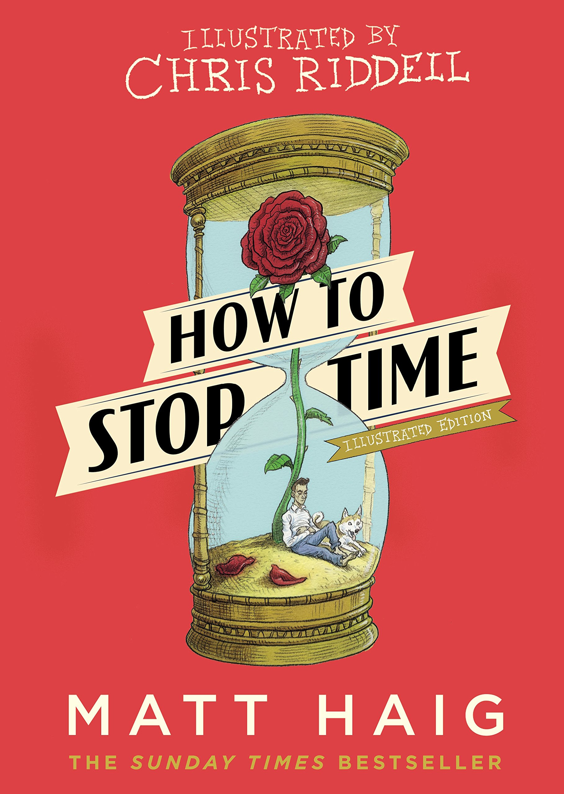 How to Stop Time: The Illustrated Edition pdf epub