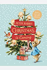 Peter Rabbit: Christmas is Coming: A Christmas Countdown Book Kindle Edition