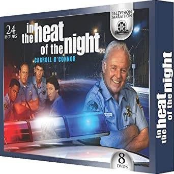 Amazon com: In The Heat of The Night TV Series (24 Hour
