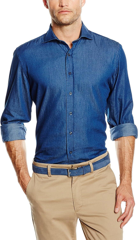 Mirto Capri Camisa para Hombre: Amazon.es: Ropa y accesorios