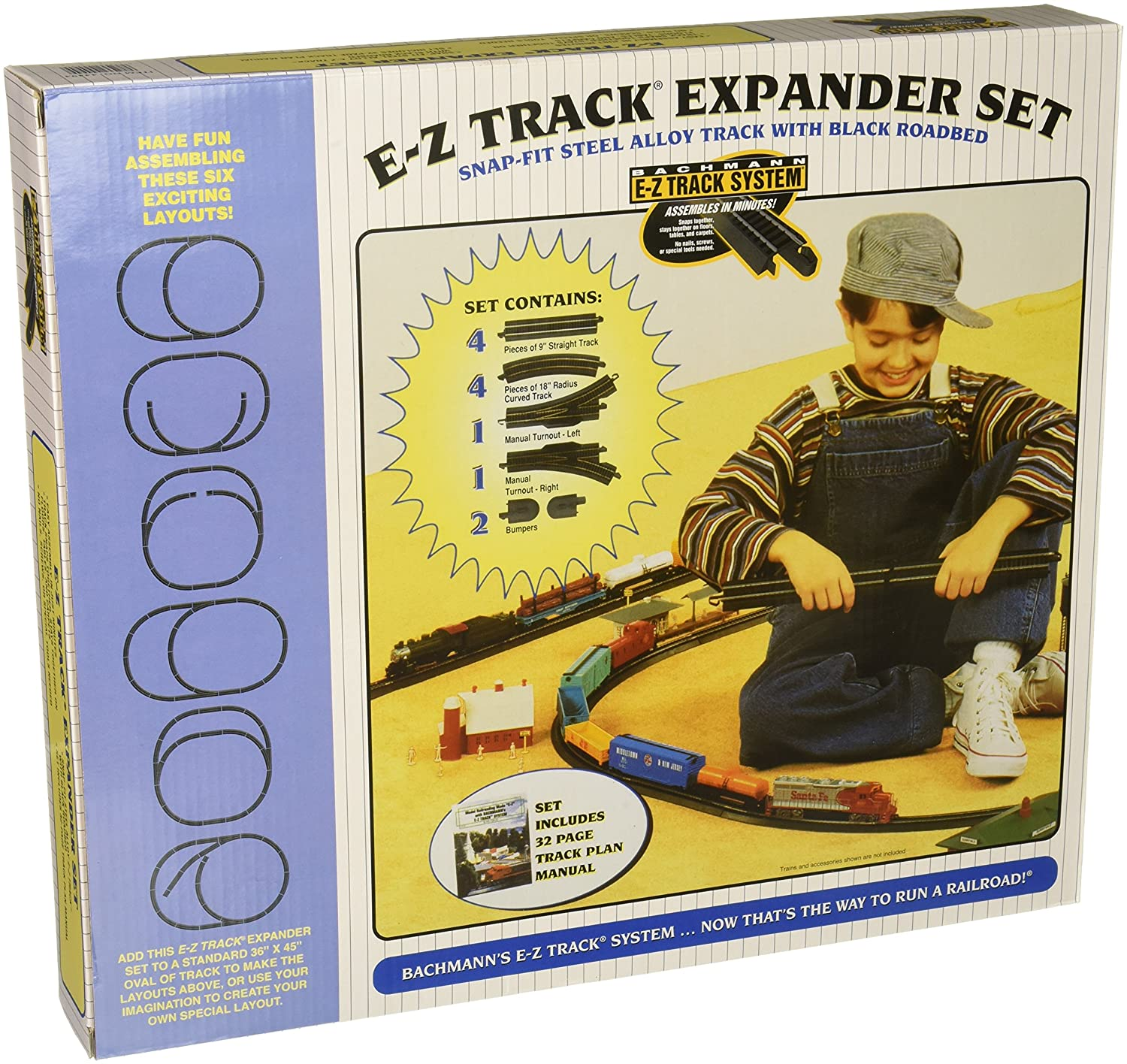 Steel Alloy EZ Layout Expander Set