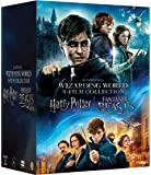 Wizarding World 9-Film Collection - Harry Potter: The Complete 8 Movies Collection (All Parts 1 to 8) + Fantastic Beast and Where to Find Them (9-Disc Box Set)