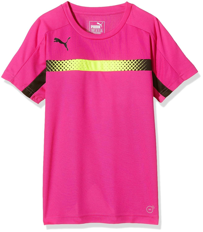 Puma It Evotrg - Camiseta de Entrenamiento Infantil, Manga Corta 654844469