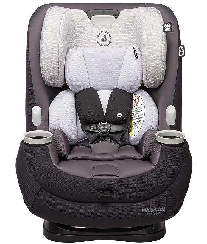 Maxi-Cosi Pria 3-in-1 Convertible Car Seat - Blackened Pearl