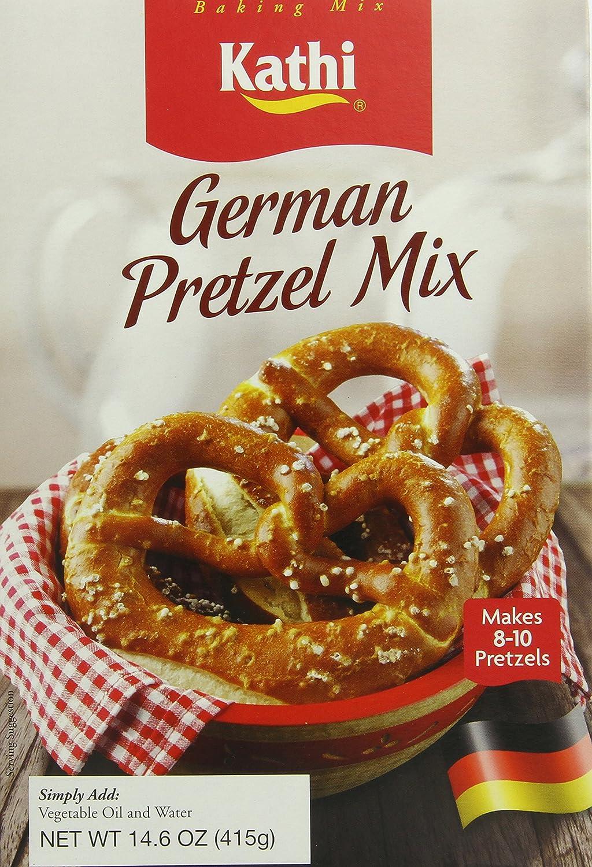Amazon Kathi German Pretzel Baking Mix 146 Ounce Grocery
