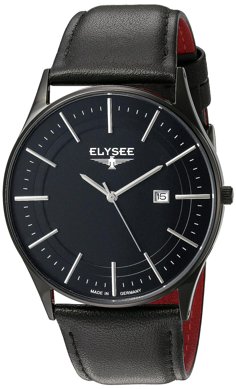 ELYSEE Herrenuhr schwarz 83017L