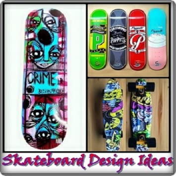 Amazon.com: Skateboard Design Ideas: Appstore for Android