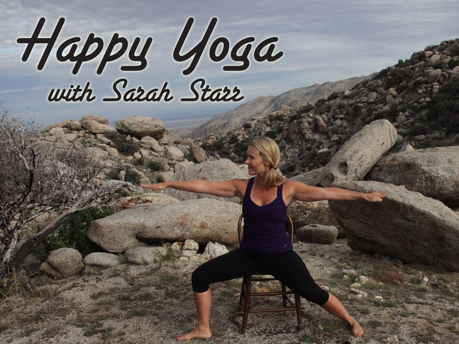 Watch Happy Yoga With Sarah Starr | Prime Video