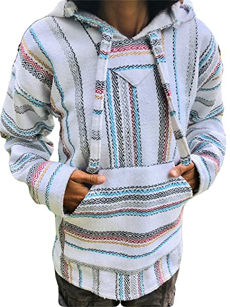 low priced 7c79d 4dde7 Baja Hoodie XXXL Mexican Drug Rug Plus Size Pullover 3XL Sweatshirt ~ Many  Colors ~