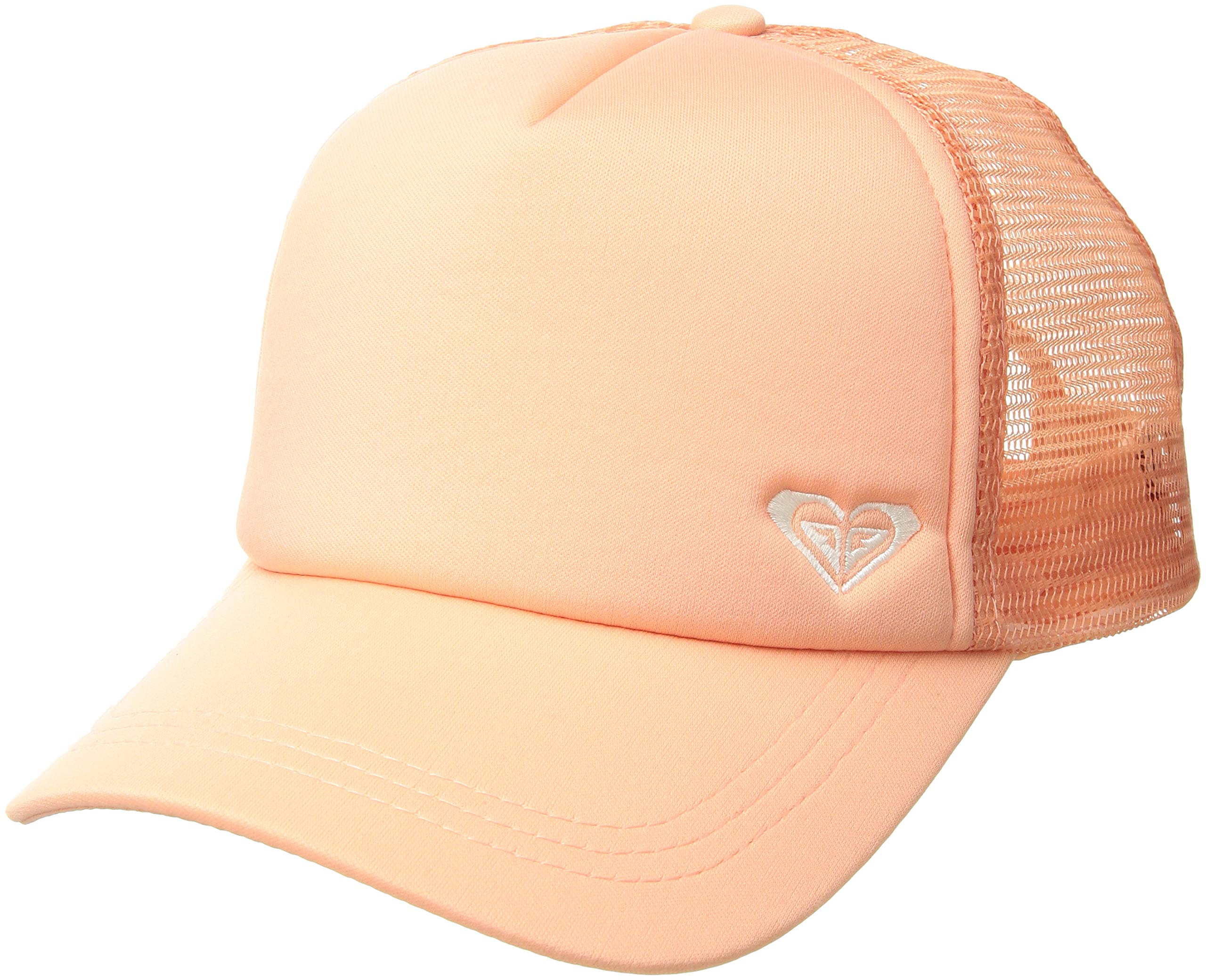 Roxy Women's Finishline Trucker Hat, Souffle, One Size by Roxy (Image #1)